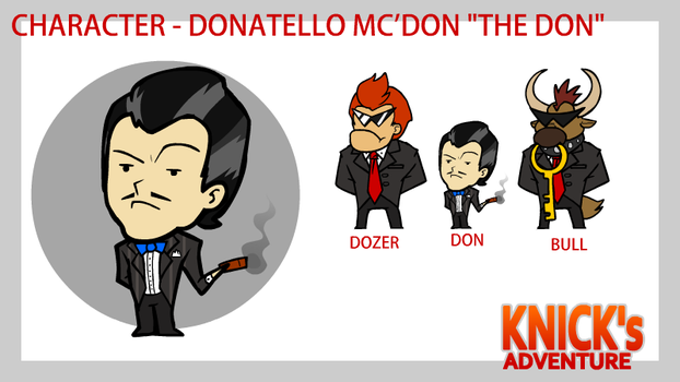 KA:CA The Don by The-Knick