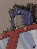 Optimus Prime 05 by AJSabino