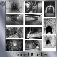 Tunnel Brushes by Trash63