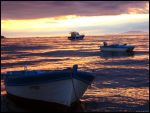 Fishing Boat by area-51