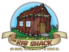 Rib Shack Logo by hintofsilence