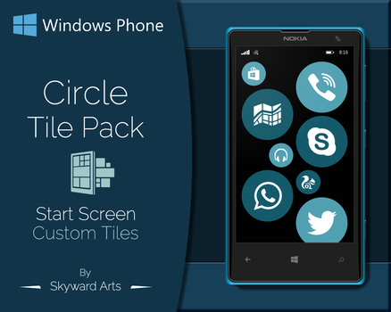 Circle Tile Pack by SkywardArts