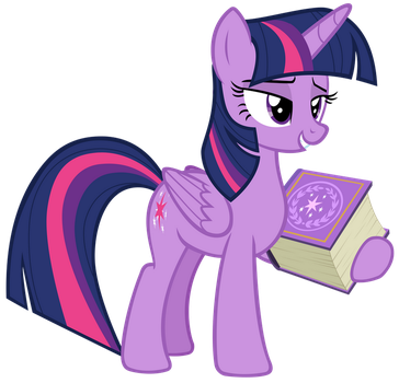 Twilight Sparkle Principal of Friendship by AndoAnimalia