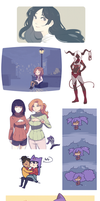 sketchdump 14 by Meli-Lusion