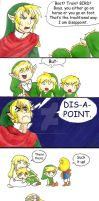 Past Hero Link is Disappoint: Part 2 by hopelessromantic721