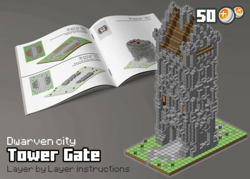 DWA - TowerGate by spasquini