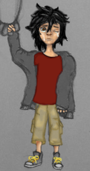 Young Hiro Hamada by Cat-lady42