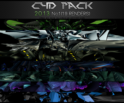 C4D Pack 2013 No.1 by dino-axis
