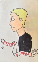 .:Stitches:. by Anemic-Artist