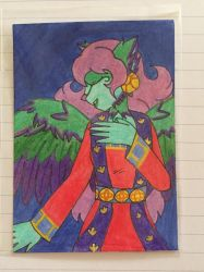 ACEO - Cynara by NekoChanTheKitty