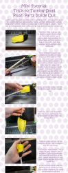 Tutorial: Turning Small Plush Parts Inside Out by BeeZee-Art