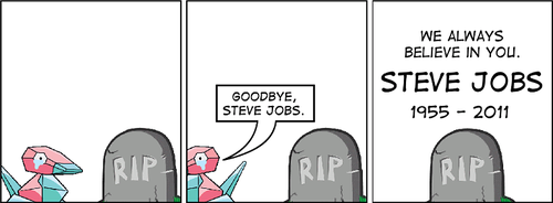 RIP Steve Jobs by RBCoolSpot