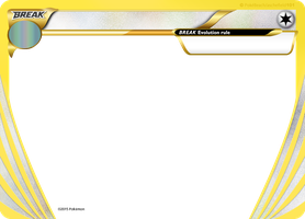 BREAK Templates - Colorless by aschefield101