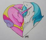 Happy Hearts and Hooves Day by Elmer157Typhlosion