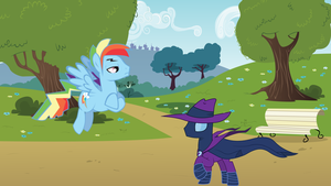 Meeting the Stallion Do Well by KayMan13