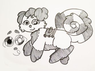 Yiang - Approved Stitchpup by Etrenelle