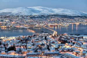Tromso by Dark-Raptor
