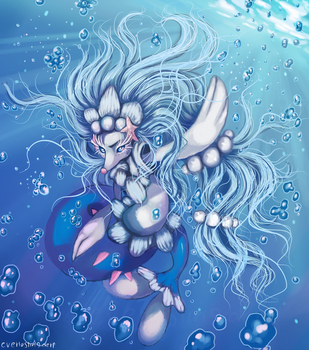 Primarina by EverlastingDerp