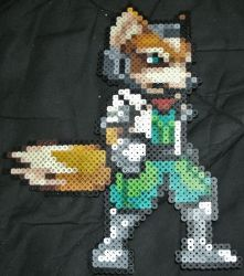 Fox Mccloud by Pumpkin-King-Zak