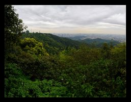 Baiyun Mountain View by WiDoWm4k3r