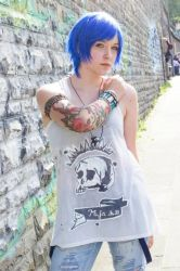 Life is Strange Cosplay : Chloe Price by Kathichaan