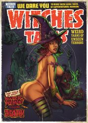 Witches Tales by WacomZombie