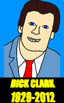 Dick Clark by mrentertainment