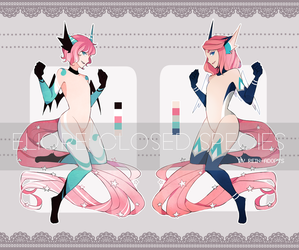 [CS: ELIORE] Bubblegum Edges [CLOSED] by rein-adopts