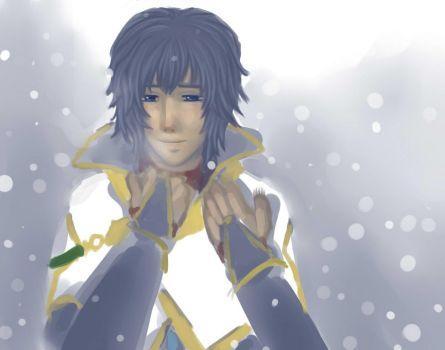 Winter - Pelleas unfinished by RoyLover
