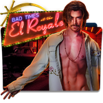 Bad Times At The El Royale folder icon by jithinjohny