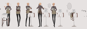 APH - From UK with Love by Vaindelled