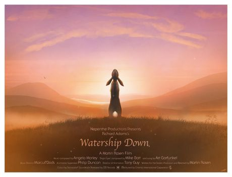 Watership Down by AndyFairhurst