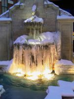 Fountain at the Bay Centre by ravenwoodphotography