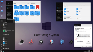 Fluent Design VS by hs1987