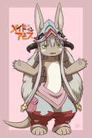 Made in Abyss - Nanachi by elzielai