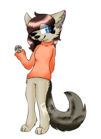 Art Trade for Pikagirl444 by space---kitten