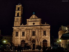 Cathedral of Chania HDR by BillyNikoll
