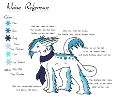 Naiue Reference by pidgepudge