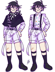 Ouma Redesign by OumaKokiichi