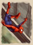 I Drew Spider-Man Again!  by EvilCrayonsOfDoom