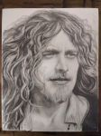 Robert Plant by samhna1