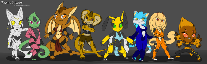 Totes Adorbs Team by Ionic44