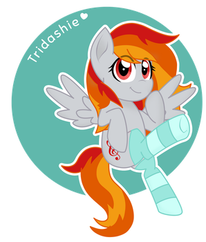 Gift: Tridashie by superAnina
