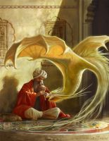 The Dragon Charmer by Shreya