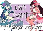 MYO Imperial Lung Event [Free Slot] by Ren-gulus