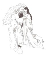 The Hime Tradition sketch by Sesshomarus-Secret-A