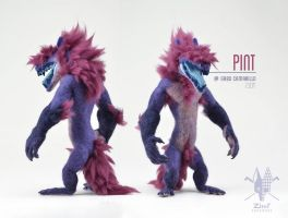 [AT] Pint by ZimtBeadwork