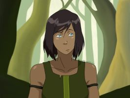 Toph's Student by MoonStar670