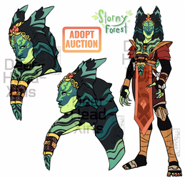 Togruta Adopt AUCTION (CLOSED) by Deer-Head