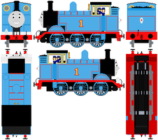 Thomas' view sprites by Curtis-Parish
